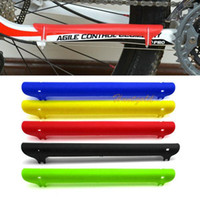 Wholesale Hot Sale Outdoor Rubber Cycling Bicycle Mountain Bike Cycle Chain Guard Protector Cover