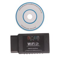 audi apple - WIFI OBD II ELM Communicate With Host Device Through AT Commands Wireless Diagnostic Scanner Connect PC Iphone Ipad Apple Touch
