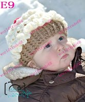 baby cupcake beanie - Hot Sale New Style Crochet Baby Hat Handmade Cupcake Hat crochet Baby Beanie Baby Photography prop cotton