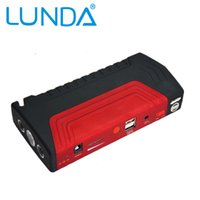 Wholesale LUNDA Super mAh Car Jump Starter Auto Engine EPS Emergency Start Battery Source Laptop Portable Charger Mobile Power Bank