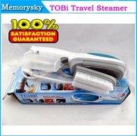 Wholesale Hot TO Bi Multifunction Travel Steamer Brush Mini Handhold electric iron electric iron V V Tobi Convenient Steam Brush