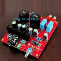 Wholesale Lehmann AMP Headphone Amplifier Kit Board BD139 BD140 LM833 Y30 PC bd140 board lcd