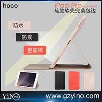 apple juice wholesale - For iPad Pro Hoco Juice Series Nappa Ultra thin Leather Case For Apple iPad Pro Tablet Protection case
