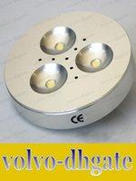 puck led light - LAI746 DC V W Dimmable LED Under Cabinet Light Puck Light Warm White Natural White Cool White for Kitchen lighting