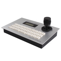 alps keyboard - 3D ALPS RS485 Keyboard Joystick PTZ Controller w LCD Display for CCTV Security