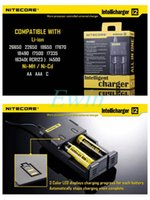 Cheap No NITECORE I2 chargers Best   D2 D4 I4 Digicharger