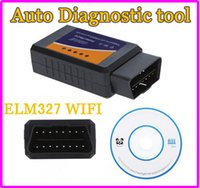 audi iphone adapter - Mini ELM ELM327 WIFI OBD OBD2 OBDII Protocols Auto Car Diagnostic Interface Scanner tool code reader Adapter Scan For Android iPhone