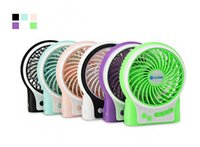 Wholesale LILENG Popular Metal USB Mini Fan With Degree Rotating PC Mini Fans Mute Cool for Office Desk