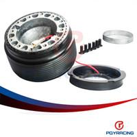 Wholesale PQY STORE Racing Steering Wheel Hub Adapter Boss Kit for VW Golf VW PQY HUB VW