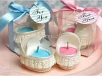 Wholesale 10pcs Creative Candle Birthday Candles The Cradle Desgin Candles