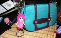 Wholesale Creative gifts plaid skirt his baby Multicolor doll accessories The little girl doll accessories