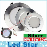 10W alloy dine - Super slim Dimmable W W W Led Ceiling Downlights Recessed Panel Lights Angle Led Down Lights AC V CE UL SAA