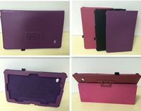 Wholesale New Arrival Litchi skin PU Leather capa para Case Cover For Acer Iconia Tab W700 inch stylus pen as gift