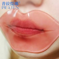 Wholesale PILATEN Collagen Crystal lip mask lips plump personal skin care hydrating whitening wrinkles for a smacker BY DHL
