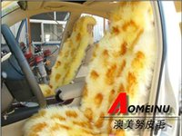 australian car seats - Wool cushion seat winter cushion Australian wool cushion wool car mats