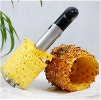 pineapple peeler - Pineapple Corer Slicer Cutter Peeler Stainless Steel Kitchen Tool