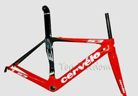 cervelo s3 - 2015 Newest Cervelo S3 Road Bike Carbon Frame Carbon Fiber Riding Bicycle Frameset Matte Glossy