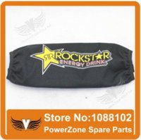 atv suspensions - Rear Shock Absorber Cover Protector Guard Suspension Rockstar Cover for Motorcycle Dirt Pit Bike ATV Quad