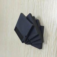achat en gros de vidéo uniquement-Jeux vidéo Accessoires Console Jeux Cartouches Cartes en plastique Seulement 50pcs