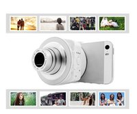 Wholesale 1080P MP Lens Style Camera Lens with X Optical Zoom Photography For Smartphone WiFi Lens One second SLR Camera