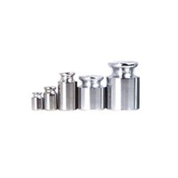 Wholesale 5Pcs g g g g g High Presision Chrome Plating Gram Calibration Weight Set Weights For Digital Scale Balance