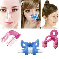 Wholesale DHL Freeship Nose Up Clip Bridge Lifting Shaping Shaper Clipper Straightening Face Nose Beauty Tool