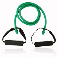 abs exerciser - Yoga Fitness workout Latex Abs Workout Muscle Tone Body Building Resistance Bands expander gym equipment exerciser EC0057