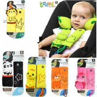 Wholesale New benbat baby Travel Friends Seat Belt Pal children car safety belt protective child fit for months and years age