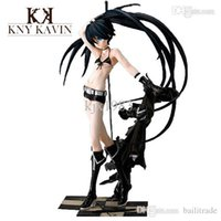 child sex doll - PVC Action Figure Black Rock Shooter Japanese Sex Hot Toys Doll For Children Beauty Figure Baby Toys High Quality cm HT18680