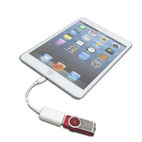 acer docking - Adapter Cable new hot selling Camera Connection Kit Dock Connector to USB OTG for iPad Mini for ipad OTG