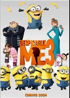 wallpaper - 2015 Latest DVD Movies Despicable Me The Minions Wallpapers Despicable Me and Despicable Me Hot Sale Cartoon Movies