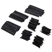 Wholesale 2016 Polyolefin Heat Shrink Tubing Cable Tube Sleeving Kit Wrap Wire Set