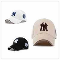 Wholesale Wholesell Yankees Hip Hop MLB Snapback Baseball Caps NY Hats MLB Unisex Sports New York Adjustable Bone Women casquette Men Casual headware