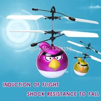 rc bird - RC Helicopter Radio Control Mini Drone Dron Fying Kids toys Bird Helicoptero Brinquedos Helikopter Elicoptero UFO Juguetes Toy