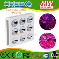 Wholesale led grow light Full Spectrum COB LED Grow Light w red blue ratio hydroponic grow led lights greenhouse plants growing lighting lamp