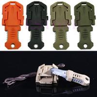 Wholesale Mini Multifunction EDC Knife Pocket Survival Tool For MOLLE Webbing Self Defense