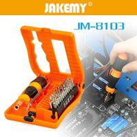 Wholesale JAKEMY Deko US JM factory outlets Canon Nikon camera repair screwdriver set