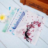 Wholesale LS4G Chinese Wind Elegant Western Style Paper Envelope Sulfuric Acid