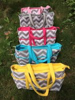 . chevron bag - new chevron diaper bags Chevron Diaper Bag Tote Nappy Bag Extra Large Gray and Aqua Grey gray and pink gray and blue