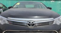 auto grill covers - Car front grille trim auto grille decoration cover for Toyota Camry ABS chrome pc grill lamp