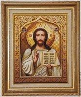 bible retail - DIY diamond painting Retail CM Dsquare resin diamond crossstitch full embroidery Jesus Bible