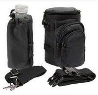 Wholesale 3 colors Men s Women s Multifunction Nylon Bag Messenger Shoulder Waist Bag Outdoor Shoulder Waist Pouch kettle bag LJJC508