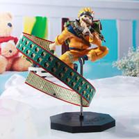 naruto - Uzumaki Naruto PVC Action Figure Toy Naruto Collection Model