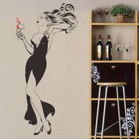 big poster size - marilyn monroe poster new design big size modern and sexy lady with red wine wall sticker or collage for indoor decoration