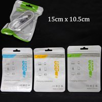 Wholesale DHL Retail Package Bag boxes For cell phone charger data cables audio earphone In Ear headphones iphone plus Samsung LG Nokia Packing