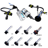 Wholesale Lowest price V HID Xenon Replacement W bulbs H1 H3 H7 H8 H9 H10 H11 K K K K Headlight Fog Light
