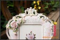 Wholesale Spot resin handicraft factory direct million inch photo frame photo frame creative photo frames FZ533