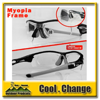 Wholesale New Arrival New Design Myopia Frame For Radar Path Cycling Glasses TR90 Material