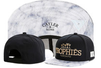baseball trophies - TROPHIES TORONTO Cayler Sons snapback Hip Hop Fashion Womens Mens Lovers Cap Street Hats Hot Womens Baseball Caps Can mix order TY