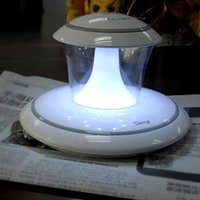 alarm clock lamp - Intelligent Touch Control Alarm Clock Table Lamp creative Decoration